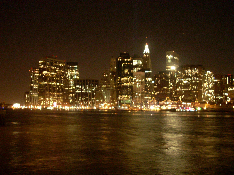 Manhattan by night · A la découverte de l'Amérique -> Amérique Ville Nuit